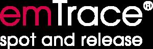 Logo em trace