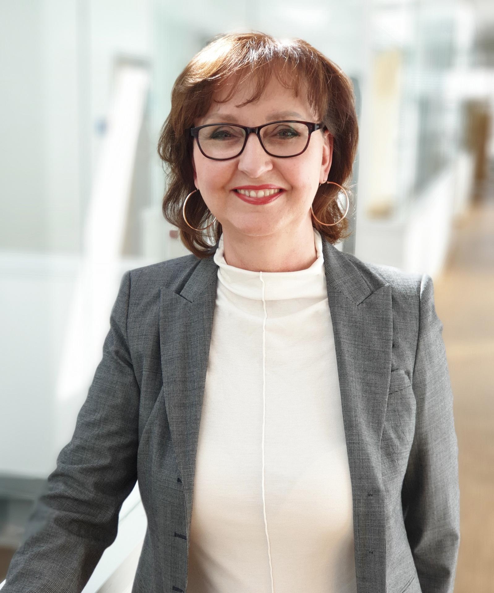 Portrait Lucia Gräfe
